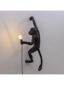 SELETTI 14919 The Monkey Lamp Hanging Version Right Оригинал - фото 2