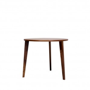 MINT FURNITURE Table Round M8002 walnut Оригинал.
