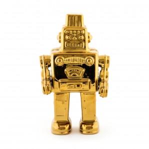 10412_ORO Memorabilia Gold My Robot