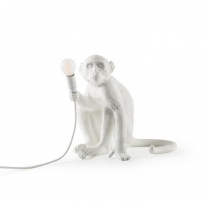 Seletti 14882 The Monkey Lamp
