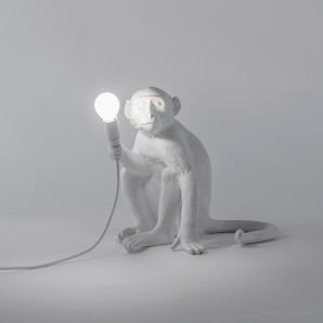 Seletti 14882 The Monkey Lamp - фото 2