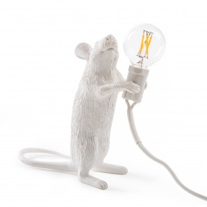 Seletti 14884 Mouse Lamp Standing