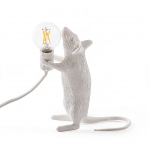 Seletti 14884 Mouse Lamp Standing - фото 2