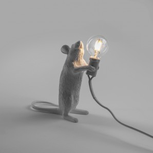 SELETTI 14884 Mouse Lamp Standing Оригинал. - фото 2