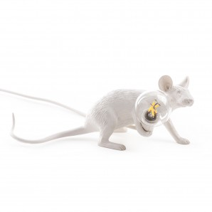 Seletti 14886 Mouse Lamp Lyie Down - фото 2
