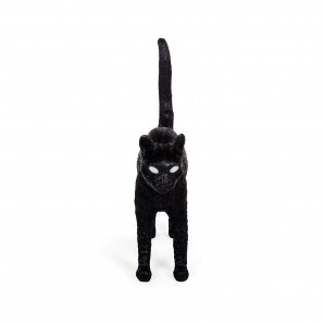 SELETTI 15041 Jobby The Cat Black Оригинал.