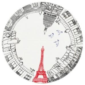 1826BPGB03 Ca c'est Paris