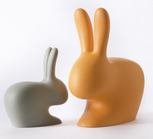 QEEBOO 90002OR Rabbit chair ORANGE - фото 2