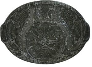 1196CP1535 Coctail platter poivre Chanvre Оригинал.