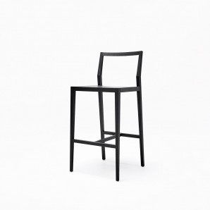 MINT FURNITURE High Stool Ghost M1103  - фото 2