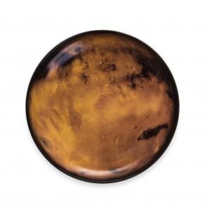 10828 Cosmic Diner  Venus Dinner Plate