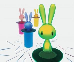 ALESSI ASG16GR Magic Bunny Оригинал. - фото 2