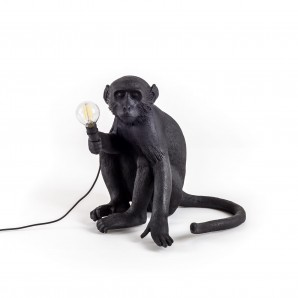 14922 THE MONKEY LAMP