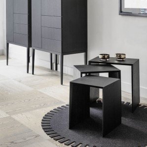 MINT FURNITURE Nest M8020 black stained ash Оригинал.