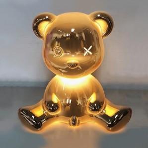 Qeeboo 24002CO-M TEDDY BOY LAMP METAL FINISH COPPER - фото 2
