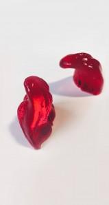 """HIDE Набор из трех мебельных ручек """"Тяни за язык"""" - фото 2"""
