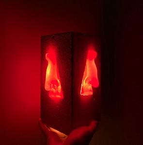 """HIDE Лампа-ночник """"Носатая"""" - фото 2"""