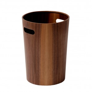 MINT FURNITURE Veneer basket M1801 walnut - фото 2