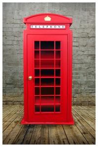 STARBARREL Английская телефонная будка Оригинал.