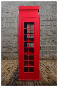 STARBARREL Телефонная будка Английская - фото 2