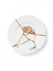 SELETTI Kintsugi Dinner plate 09611 Оригинал.