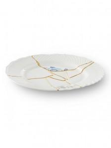 SELETTI KINTSUGI DINNER PLATE 09613 Оригинал. - фото 2