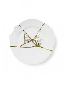 SELETTI KINTSUGI DINNER PLATE 09612 Оригинал.