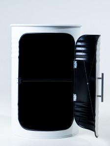 STARBARREL Декоративная бочка-шкаф PRO WHITE - фото 2