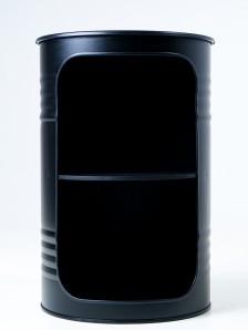 STARBARREL Декоративная бочка-шкаф X BLACK Оригинал.