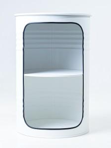 STARBARREL Декоративная бочка-шкаф X WHITE Оригинал.