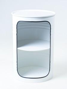 STARBARREL Декоративная бочка-шкаф X WHITE - фото 2