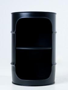 STARBARREL Декоративная бочка-шкаф XE BLACK - фото 2