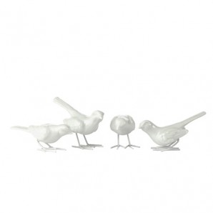 POLS POTTEN Starling ironlegs set4 white 230-300-053 Оригинал.