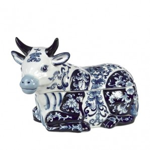 Cookie jar cow 230-400-302