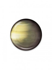 10820 Cosmic Diner Saturn Fruit/Dessert Plate Оригинал.