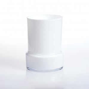 An&angel Vase Rook glossy R-WG