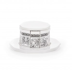 SELETTI 10594 Palace-fontana salt and pepper Оригинал. - фото 2
