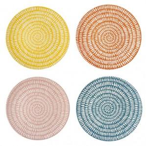 230-400-525 dinner plate seeds set 4 Оригинал