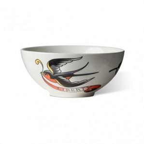 POLS POTTEN 230-400-529 salad bowl tattoo set 4 Оригинал. - фото 2