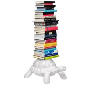 QEEBOO 36001/2WH Turtle Carry Bookshelf White Оригинал.