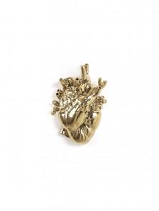 09921 Love in Bloom Gold Vase Оригинал.