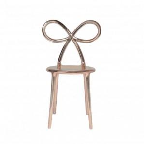 QEEBOO 80002PG Ribbon chair Pink Gold Metal Оригинал. - фото 2