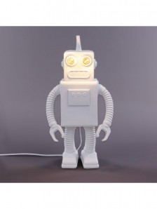 SELETTI 14710 Robot Lamp Оригинал. - фото 2