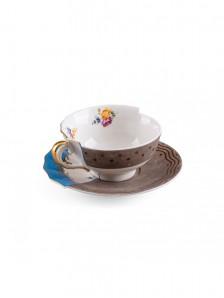 SELETTI 09171 Hybrid Tea Cup Kerma Оригинал. - фото 2