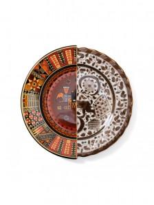 09141 Hybrid Dinner Plate Mitla Оригинал