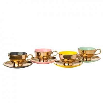 POLS POTTEN 230-400-522 Tea Set Legacy Set 4 Оригинал