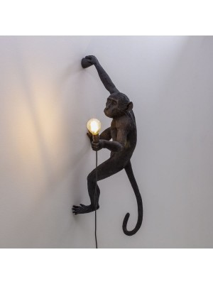 SELETTI 14919 The Monkey Lamp Hanging Version Right Оригинал