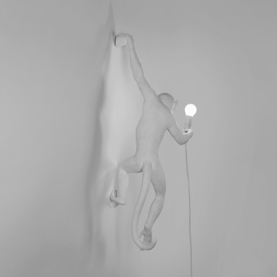 SELETTI 14881 The Monkey Lamp Оригинал.