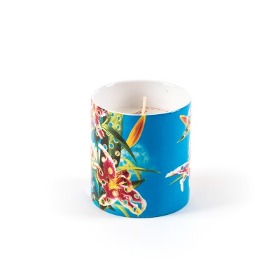 SELETTI 14053 Candle Flower with holes Оригинал.
