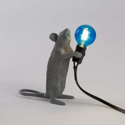 SELETTI 14938 Mouse Lamp Standing